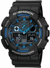 New Casio watch G-SHOCK GA-100-1A2 overseas model [Parallel Import] From Japan