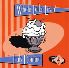 Fats Domino-  Whole Lotta Lovin CD Like New Condition