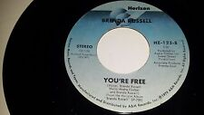 """BRENDA RUSSELL You're Free / So Good, So Right HORIZON 123 SOUL 45 7"""""""