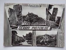 Saluti da SERRA PISTOIESE Marliana Pistoia vedutine vecchia cartolina