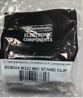DUNLOP ECB304 Replacement Mic Clip for M222 MXR® TALK BOX Tube & FREE Shipping