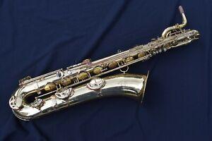 Selmer Mark VI Baritone Saxophone, Bari Sax