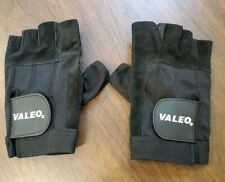 Valeo Weight Lifting Gloves, Large, Black (R11D)