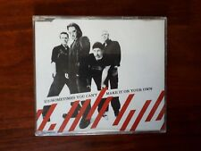 U2 CD Single - 2 Tracks - Sometimes You Can't Make It on Your Own + Fast Cars
