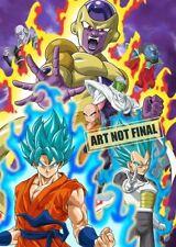 Dragon Ball Super: Part 2 (Episodes 14-26) NEW R4 DVD