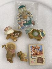 Cherished Teddies Lot Of 6 Pieces 1996 And 2003 Preowned