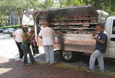 Business Plan for Mobile Food Truck Lunch Wagon Vendor