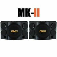 "New 2019!! BMB CSE-310II 500W 10"" 3-Way Karaoke Speakers (Pair)"