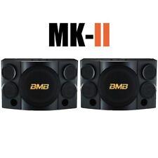"""New 2019!! BMB CSE-310II 500W 10"""" 3-Way Karaoke Speakers (Pair)"""