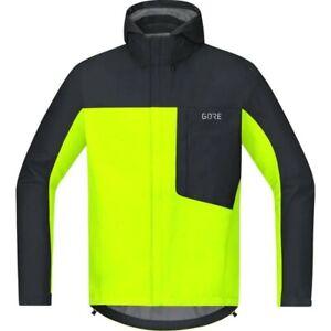 GORE WEAR  Regenjacke Gore-Tex C3 Paclite Fahrradjacke Herren Größe L
