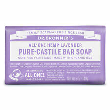 Coconut Oil Lavender Bar Soaps