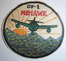 OV-1 MOHAWK - Flight Patch - Light Strike MiG Killer - Vietnam War - 5261