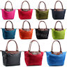 Womens Ladies Designer Foldable Nylon Tote Handbag Shopper Bag Summer Beach Bag