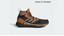 Adidas TERREX FREE HIKER GTX HIKING CORE BLACK HE MEN'S TRAINERS ALL SIZES
