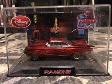 Disney Store Diecast 1:43 New in Box Pixar Cars Ramone Radiator Springs Red