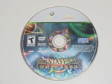 Phantasy Star Universe Microsoft Xbox 360 Rated Teen RPG fantasy adventure game