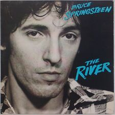BRUCE SPRINGSTEEN: The River USA 2x LP VG++ w/ INSERTS Gorgeous '80 ORIG