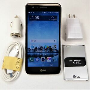 LG Rebel 2 L58VL (TracFone) Android Smartphone 4G LTE Speed ⚡ Fast Shipping! ⚡