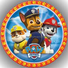 Fondant Tortenaufleger Tortenbild Geburtstag Paw Patrol T5  ( 3 )