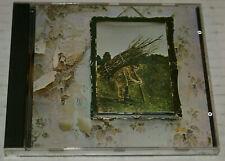 Led Zeppelin IV CD Original Made In Japan Atlantic 19129-2 No Bar Code Vintage