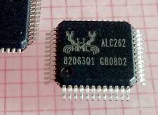 Alc262 4-ch DAC and 6-ch adC High Definition Audio código