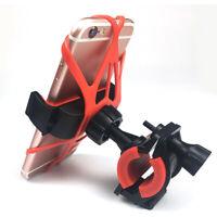 Universal Motorcycle Bicycle MTB Bike Handlebar Mount Holder For Phone GPS (