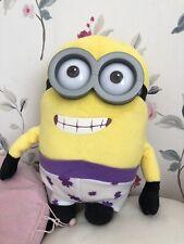 Minion Soft Toy 27cm beach Theme Bob Despicable Me Minions Plush Collectable