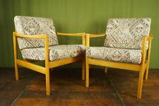 60er Vintage Easy Chair Sessel Retro Danish Modern Clubsessel Mid-Century 1/2