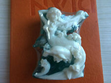 Mermaid and Dolphin Riding a Wave Handmade Soap Mold 3D Silicone Mermaid Soap