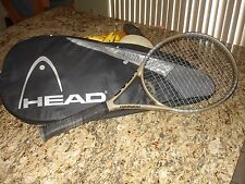 "Head Liquidmetal 5 Pure Energy Oversize Tennis Racket =>4 3/8 + 107"" Headsize"
