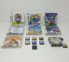 Nintendo DS Spiele Konvolut - Sammlung - 13 Spiele - getestet!