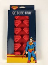 DC Comics Superman Ice Cube Tray ICUP RED