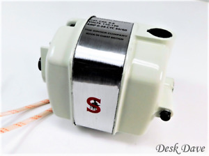 Replacement White 110~120V Motor, 98376-004, for SINGER Featherweight 221 Models