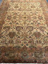 Gorgeous Hand knotted super fine Persian Ziegler design 7' X 9' Rug