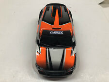 Traxxas LaTrax Rally Car 1/18 Scale Painted White/Orange Body 7517
