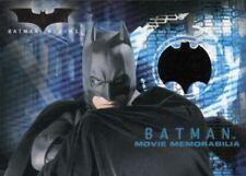 Batman Begins Movie Batman's Cape Costume Card Topps 2005