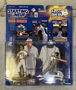 NEW 1998 STARTING LINEUP 2 Pak MLB JOSE CANSECO & MARK MCGWIRE CLASSIC DOUBLES