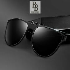 Unisex Polarisiert Sonnenbrillenaufsatz Clip-on Sonnenbrillen UV-Schutz Glasses