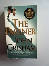 THE PARTNER by John Grisham (1997 Island Books by Dell. Paperback