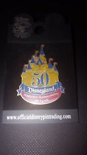 Disney Disneyland Castle 50th Happiest Homecoming on Earth Pin Trading