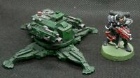 Warhammer 40K Astra Militarum Tarantula Sentry Turret Forgeworld Resin Citadel