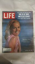 Life Magazine July 26th 1963 Tuesday Weld A Star Learns Published by Time  mg767