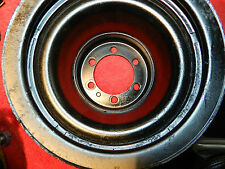 OE 4 groove HP crank pulley 383/440 w/air 68/69/70/71/72 fury/satellite/charger