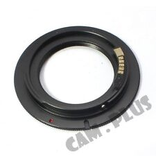 MACRO AF Confirm Adapter For M39 Lens To Canon EOS EF Camera 50D 500D 7D