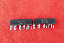 2PCS ROHM BA3812L 5-channel graphic equalizer