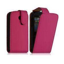 Housse coque etui pour Samsung Chat 335 S3350 couleur rose fuschia