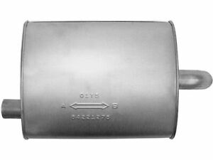 Muffler For 91-02 Saturn SL2 SL1 SC SC1 SC2 SL SW1 SW2 1.9L 4 Cyl DOHC KW26J1