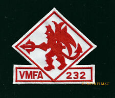 VMFA-232 RED DEVILS US MARINE CORPS USMC PATCH MCAS MIRAMAR PIN UP F-18 GIFT WOW