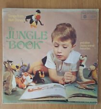 Walt Disney The Jungle Book vinyl LP-MFP1207---1967