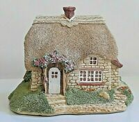 Lilliput Lane ~ LAVENDER COTTAGE ~ Boxed & Deeds ~ Collectors Club Special 1989.